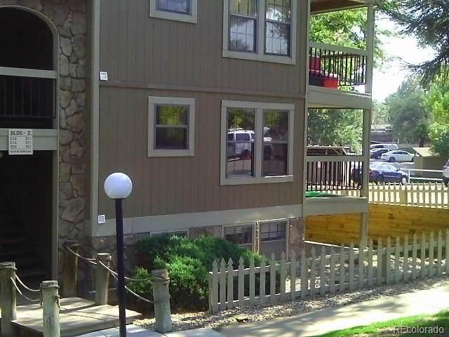 10970 W Florida Avenue W #211, Lakewood, CO 80232 (MLS #7854437) :: 8z Real Estate