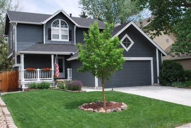 21753 Saddlebrook Drive, Parker, CO 80138 (#7859260) :: HomeSmart Realty Group
