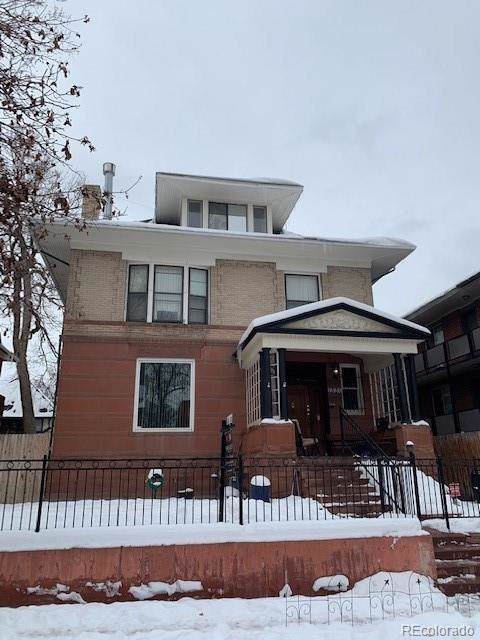 1331 Columbine Street, Denver, CO 80206 (#7877279) :: The DeGrood Team