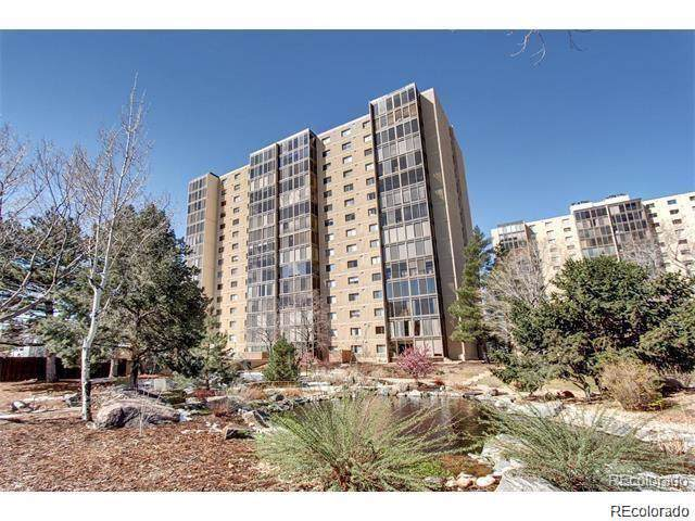 7877 E Mississippi Avenue #404, Denver, CO 80247 (#7880115) :: The Healey Group