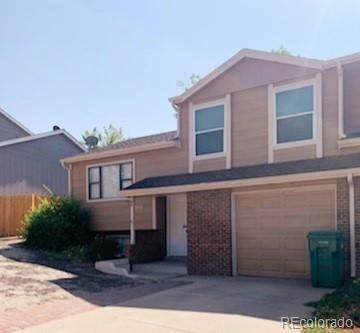 1958 Santana Drive, Castle Rock, CO 80104 (MLS #7888659) :: Kittle Real Estate
