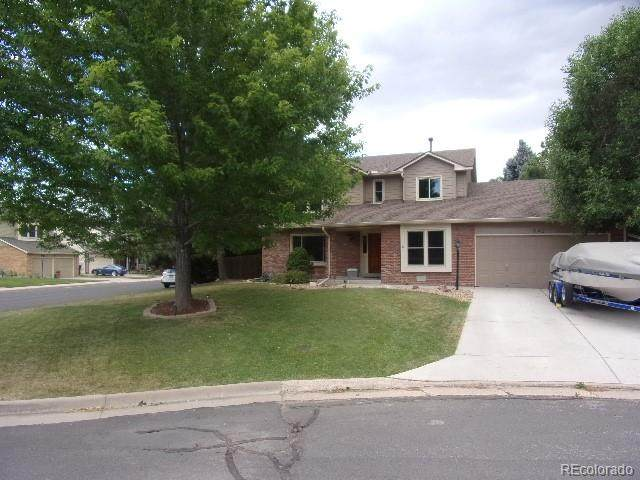 842 W Kettle Avenue, Littleton, CO 80120 (#7920264) :: The HomeSmiths Team - Keller Williams