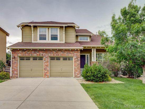 25470 E Hinsdale Place, Aurora, CO 80016 (#7939561) :: Kimberly Austin Properties