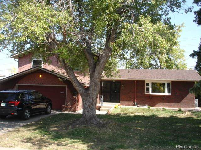 928 S Alkire Street, Lakewood, CO 80228 (MLS #7943977) :: 8z Real Estate