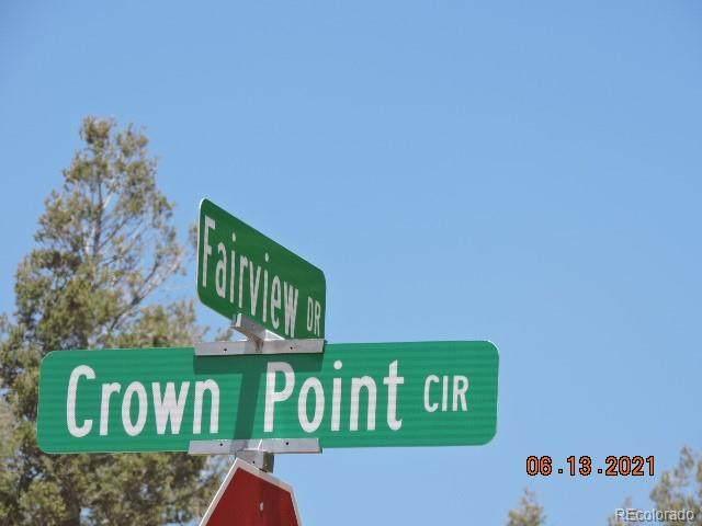 156 Crown Point Drive, Cripple Creek, CO 80813 (MLS #7944713) :: Find Colorado
