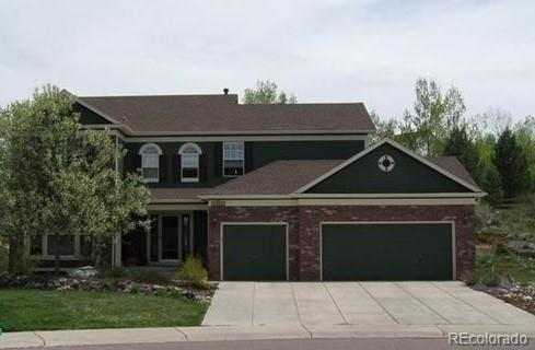 20515 Oakbrook Lane, Parker, CO 80138 (#7992075) :: The Pete Cook Home Group
