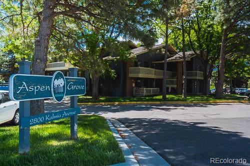2800 Kalmia Avenue A109, Boulder, CO 80301 (#8001085) :: The Peak Properties Group