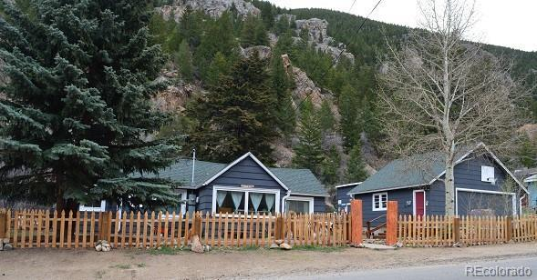 1400 Main Street, Georgetown, CO 80444 (MLS #8015059) :: 8z Real Estate