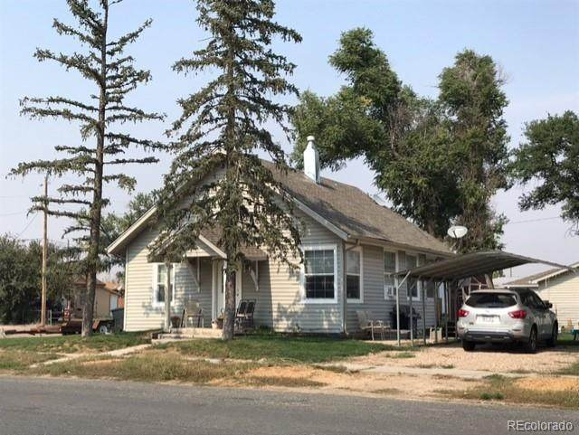 1098 8th Street, Limon, CO 80828 (#8025312) :: The DeGrood Team