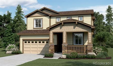 10563 Yosemite Street, Commerce City, CO 80640 (#8036581) :: The Griffith Home Team