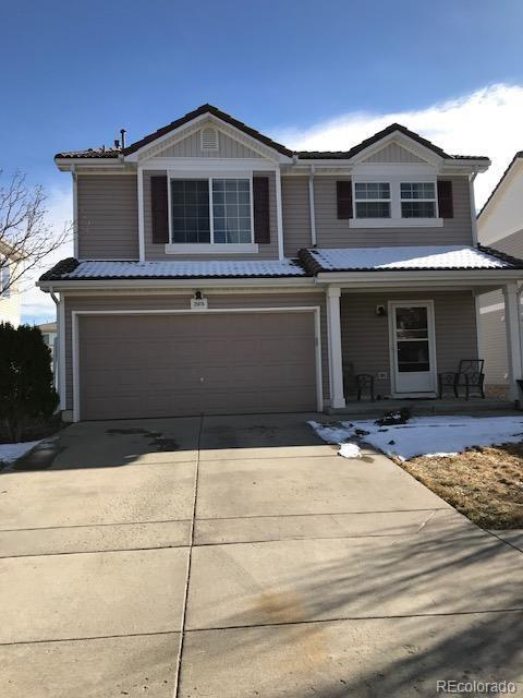21476 E 55th Place, Denver, CO 80249 (#8075482) :: The Pete Cook Home Group