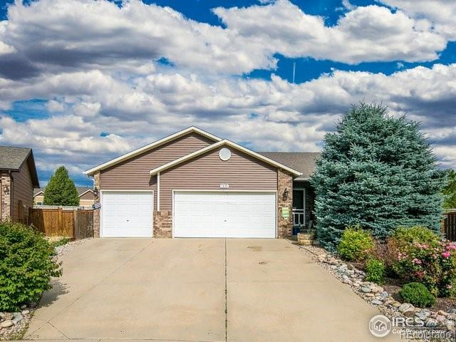 1305 Cliffrose Court, Severance, CO 80550 (#8087549) :: Compass Colorado Realty
