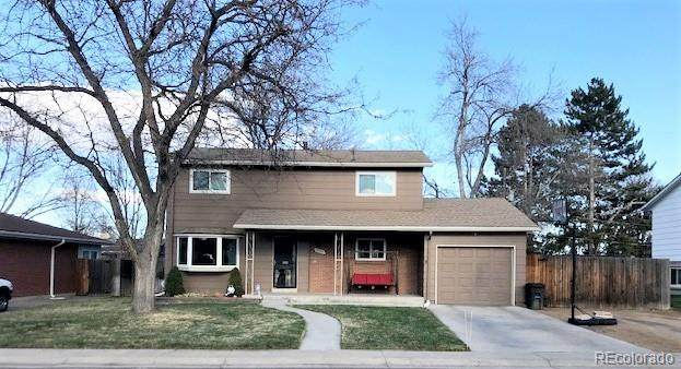 6162 Van Gordon Street, Arvada, CO 80004 (#8103357) :: The Dixon Group