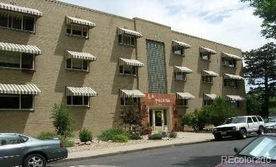 733 E 2 Avenue #107, Denver, CO 80203 (#8182390) :: Kimberly Austin Properties