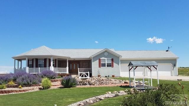 68 S Alta Vista Drive, Pueblo West, CO 81007 (#8194043) :: Structure CO Group