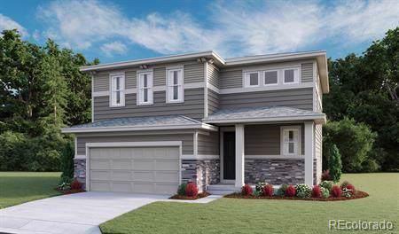 16065 Alberta Drive, Parker, CO 80134 (MLS #8195849) :: 8z Real Estate