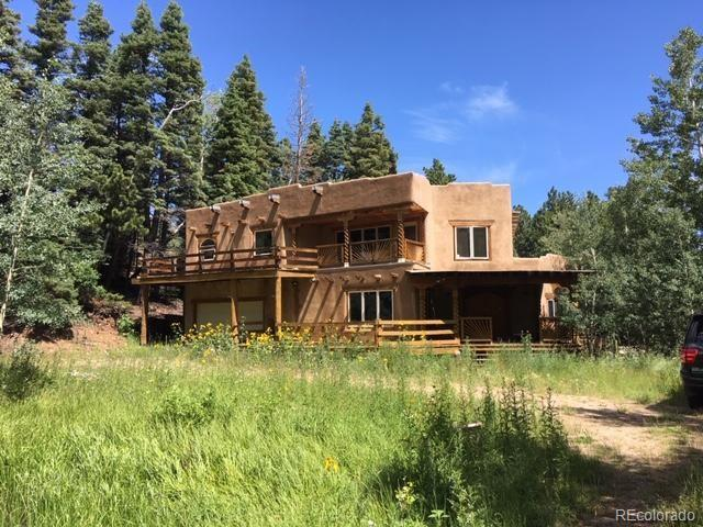 1285 Chalice Drive, Westcliffe, CO 81252 (MLS #8203108) :: Kittle Real Estate