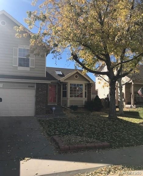 10469 Adams Street, Northglenn, CO 80233 (#8212868) :: The Peak Properties Group