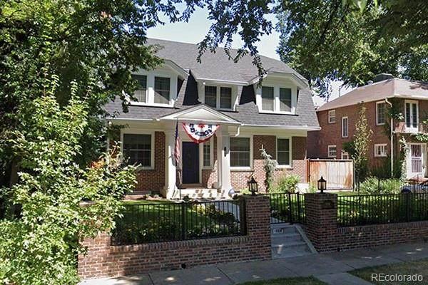 1956 Hudson Street, Denver, CO 80220 (#8213596) :: Real Estate Professionals