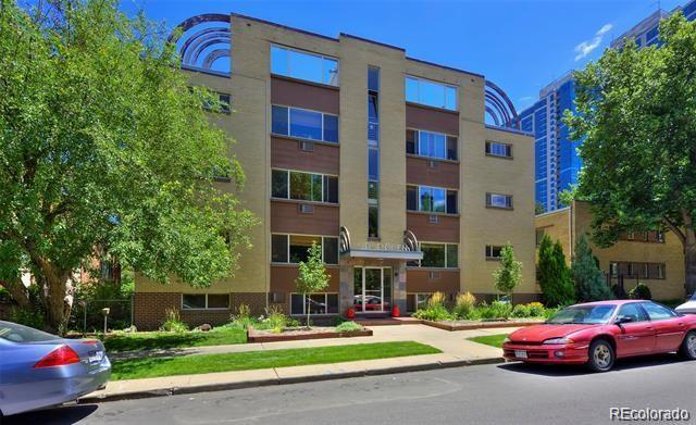 10 N Ogden Street #203, Denver, CO 80218 (#8215948) :: Hometrackr Denver