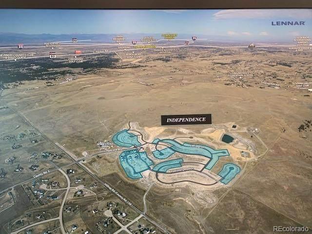 39346 Hart Circle, Elizabeth, CO 80107 (MLS #8228906) :: 8z Real Estate