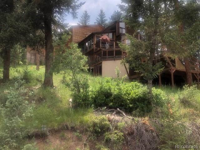 5276 Cherokee Road Approx, Indian Hills, CO 80454 (#8265418) :: Venterra Real Estate LLC