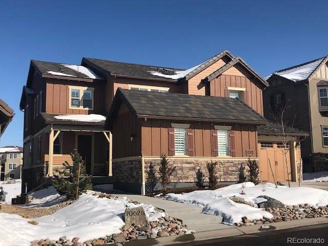 10626 Greycliffe Drive, Highlands Ranch, CO 80126 (MLS #8300377) :: 8z Real Estate