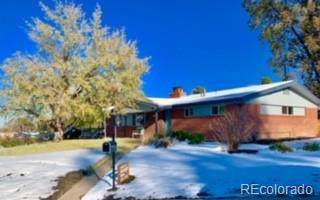 3590 Moore Street, Wheat Ridge, CO 80033 (#8301563) :: The HomeSmiths Team - Keller Williams