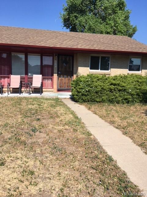 3585 E Forest Street, Denver, CO 80207 (#8312534) :: Bring Home Denver