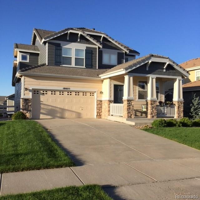 18025 Bolero Drive, Parker, CO 80134 (#8316209) :: Bring Home Denver