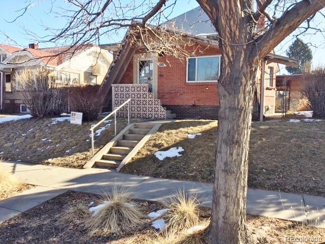 3236 Tennyson Street, Denver, CO 80212 (#8320923) :: Structure CO Group