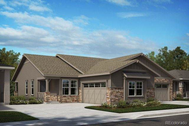 4094 Happy Hollow Drive, Castle Rock, CO 80108 (#8324427) :: The HomeSmiths Team - Keller Williams