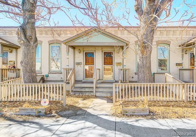 3449 Mariposa Street, Denver, CO 80211 (#8369453) :: RE/MAX Professionals