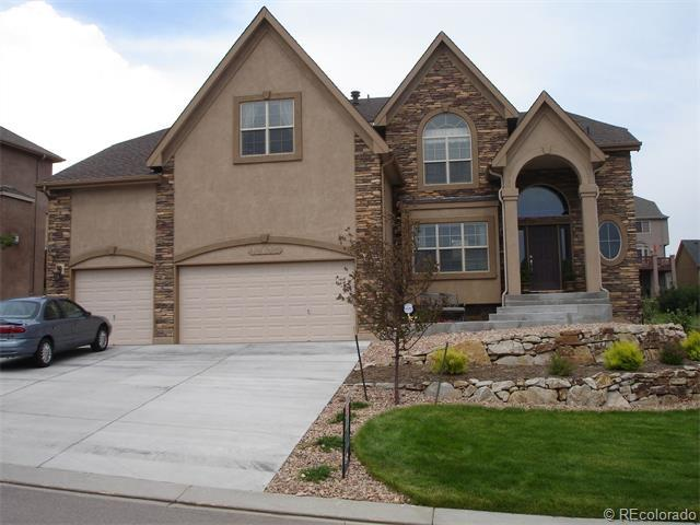 12615 Woodmont Drive, Colorado Springs, CO 80921 (MLS #8385638) :: 8z Real Estate