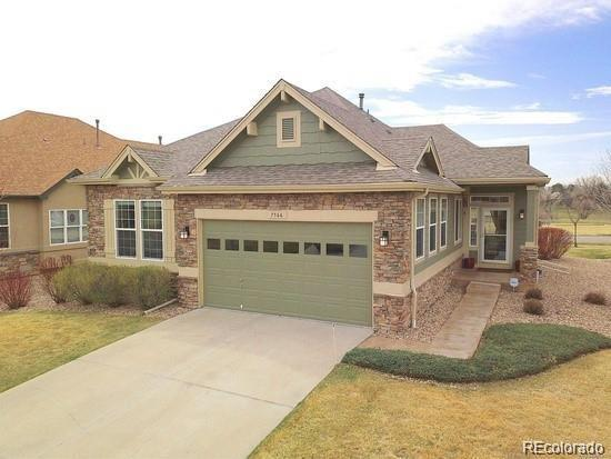 7566 Loveland Street, Arvada, CO 80007 (#8399202) :: The DeGrood Team