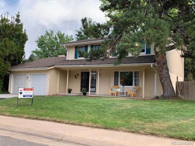 6802 E Ithaca Place, Denver, CO 80237 (#8416598) :: Kimberly Austin Properties