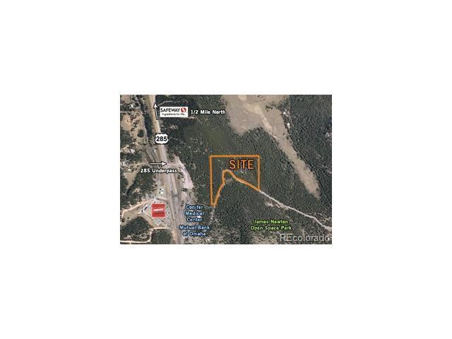 Pleasant Park, Conifer, CO 80433 (MLS #8450651) :: 8z Real Estate