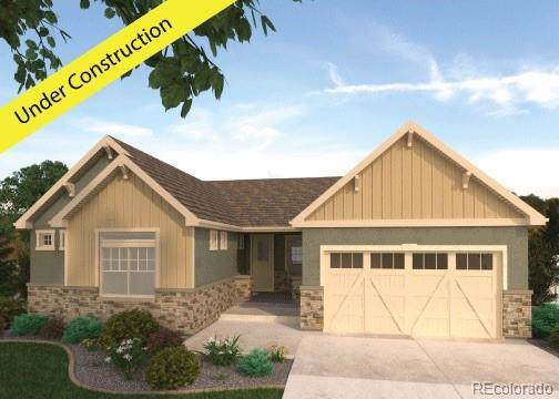 16080 E Fairway Drive, Commerce City, CO 80022 (#8453338) :: The Peak Properties Group