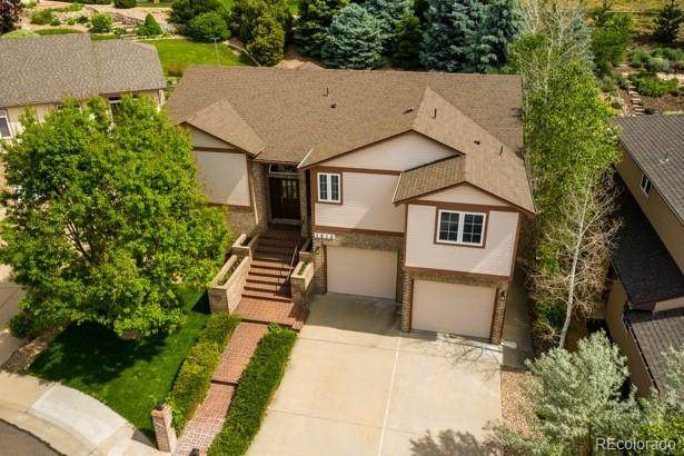 1913 S Routt Court, Lakewood, CO 80227 (#8477984) :: Briggs American Properties