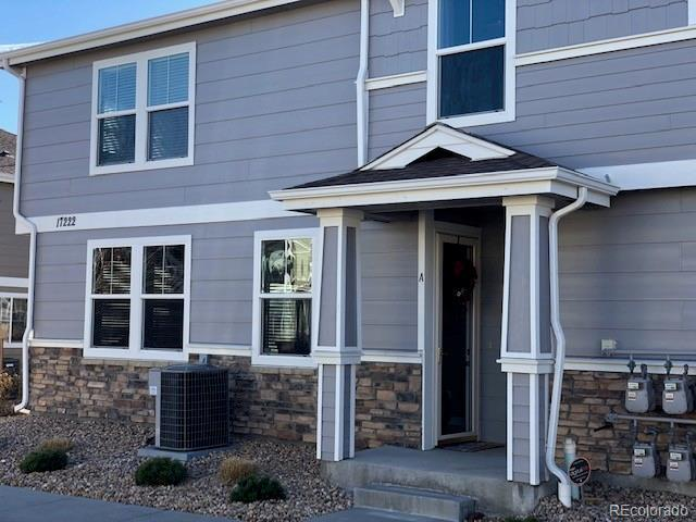 17222 Waterhouse Circle A, Parker, CO 80134 (#8496115) :: The Gilbert Group