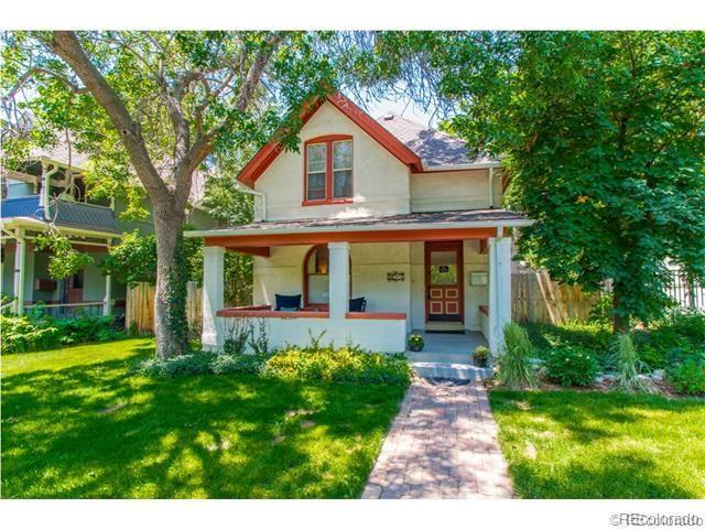 3047 Newton Street, Denver, CO 80211 (#8506263) :: The Peak Properties Group