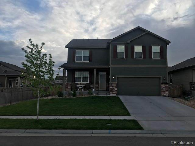 717 Jewel Street, Lochbuie, CO 80603 (#8558655) :: Colorado Home Finder Realty