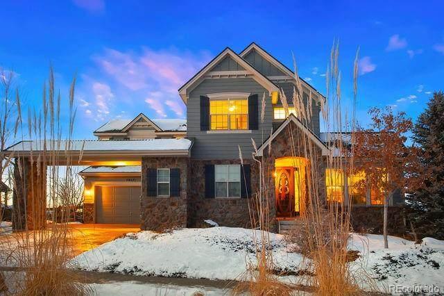 11857 S Saunter Lane, Parker, CO 80138 (#8575380) :: iHomes Colorado