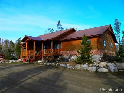 580 Gcr 466, Grand Lake, CO 80447 (#8575790) :: The Pete Cook Home Group