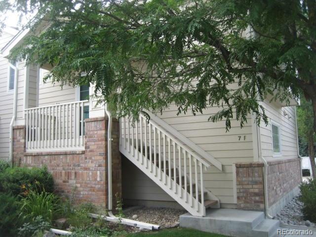 7700 W Grant Ranch Boulevard 7F, Littleton, CO 80123 (#8596634) :: Wisdom Real Estate