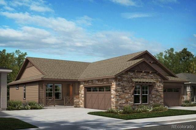 4051 Happy Hollow Drive, Castle Rock, CO 80104 (#8602033) :: The Scott Futa Home Team