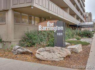 909 N Logan Street 6E, Denver, CO 80203 (#8625097) :: The DeGrood Team