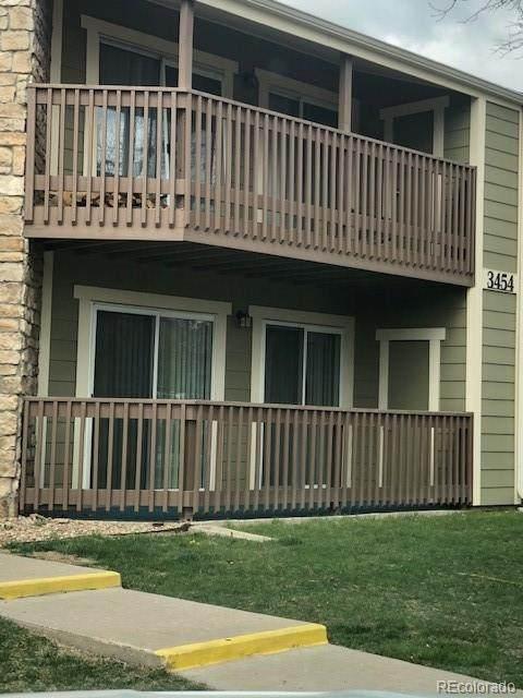 3454 S Eagle Street #103, Aurora, CO 80014 (#8665051) :: The Brokerage Group
