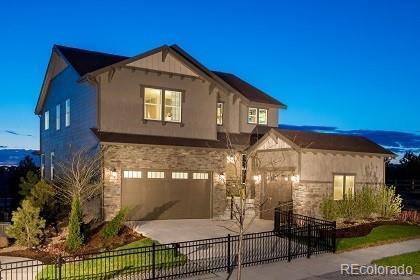 7808 S Flat Rock Court, Aurora, CO 80016 (#8684411) :: The Peak Properties Group
