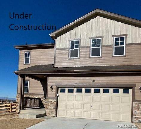 17801 E 96th Place, Commerce City, CO 80022 (MLS #8704143) :: 8z Real Estate